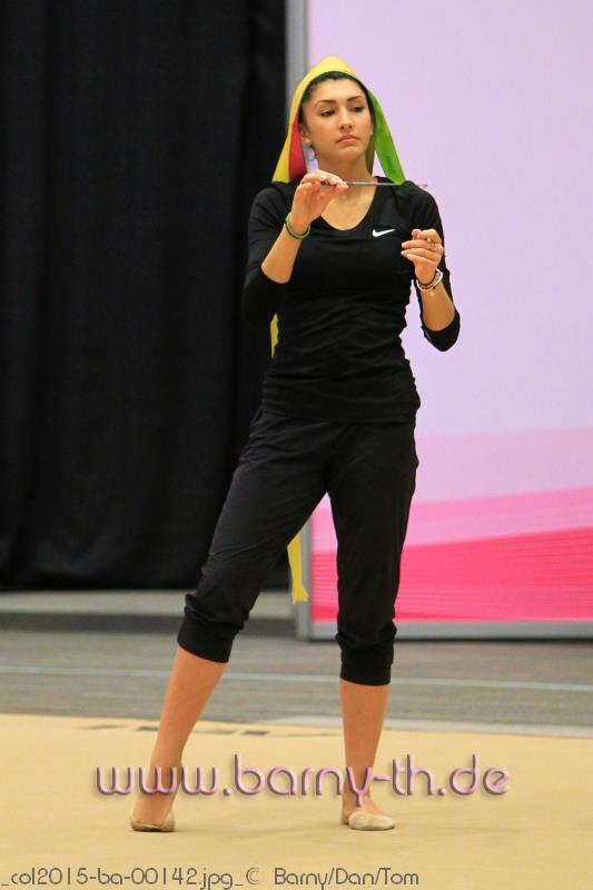 Απόλυτη νικήτρια με πέντε χρυσά μετάλλια η Βαρβάρα Φίλιου στο Columbus Ohio των Η.Π.Α.
