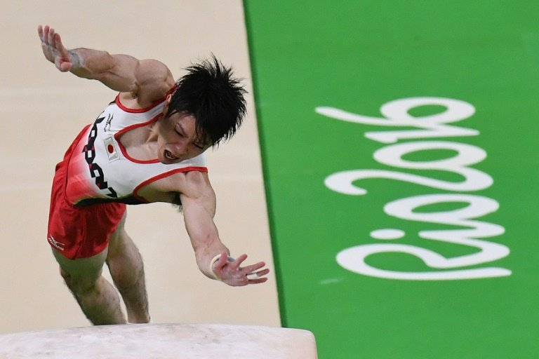 afp-japans-uchimura-wins-mens-all-around-gymnastics-gold